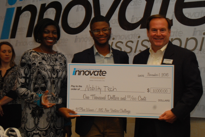 Nobility Tech - Mississippi New Venture Challenge