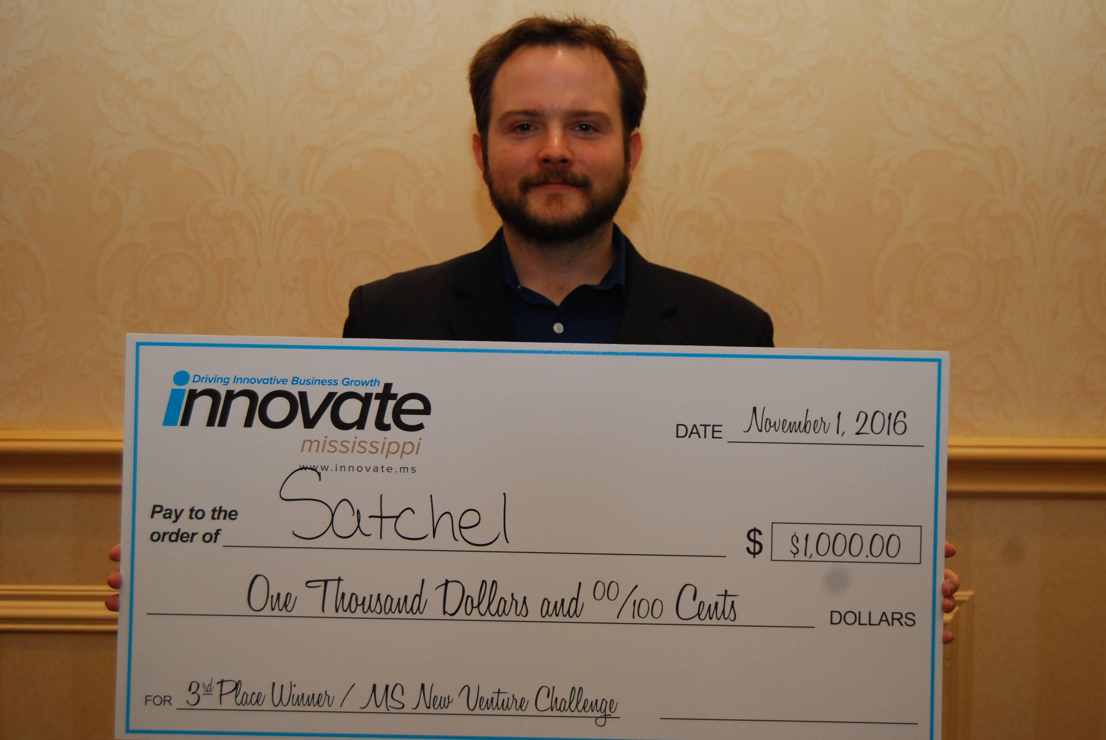 Satchel - Mississippi New Venture Challenge
